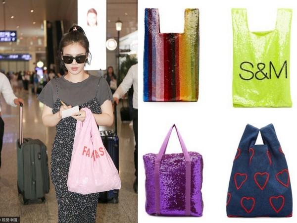 ▲拎「購物袋」讓造型加分(圖/CFP、翻攝自www.lyst.com)