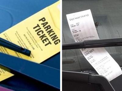 女駕駛自豪一招「免繳停車費」 網友嘲:把收費員當笨蛋?