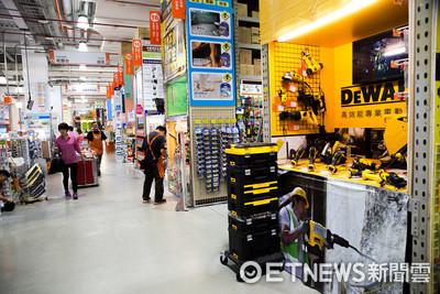 受房市不景氣影響 特力台灣零售第二季營收年減4.6%