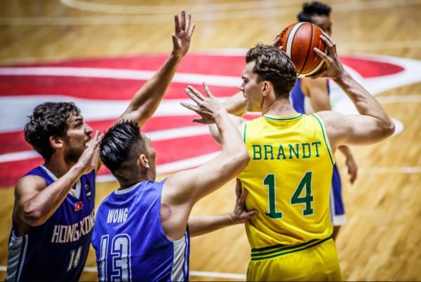 ▲亞洲盃,布蘭特(Angus Brandt)。(圖/截自FIBA官網)