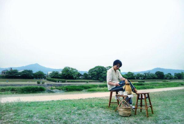 ▲京都散步。(圖/李佑群)