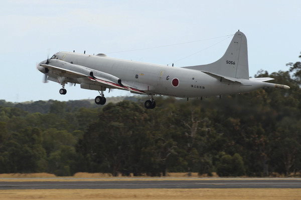 ▲▼P-3「獵戶座」(P-3 Orion)美國洛克希德公司生產的一款海上巡邏機,主要用途是作為海上巡邏和偵察與反潛作戰。(圖/達志影像/美聯社)