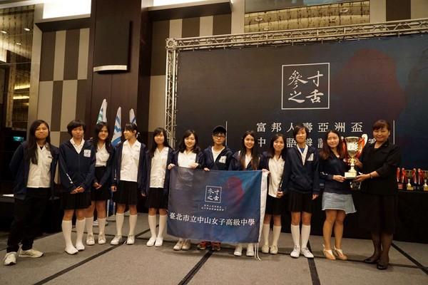 ▲亞洲盃辯論賽落幕 最強辯論隊在台灣。(圖/新竹市政府提供)