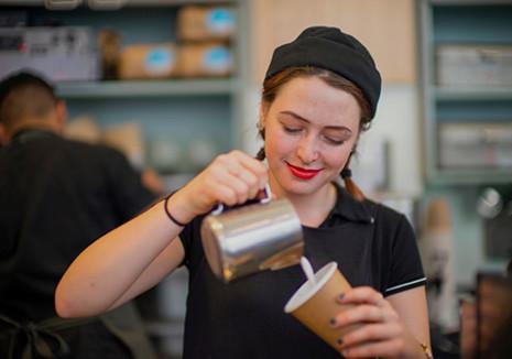 ▲藍瓶咖啡有望進台開店。(圖/翻攝自品牌官網)