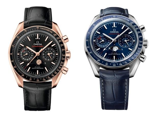 ▲OMEGA 超霸系列60周年腕錶(圖/品牌提供)
