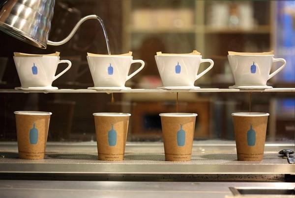 ▲▼日本藍瓶咖啡(圖/取自Blue Bottle Coffee Japan臉書專頁)
