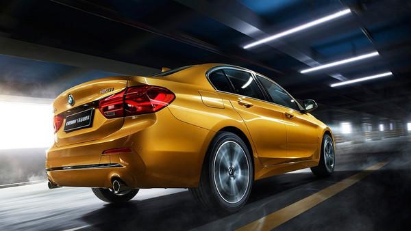 不再是阿陸仔獨享 BMW將推1-Series轎車版搶攻北美市場(圖/翻攝自BMW)