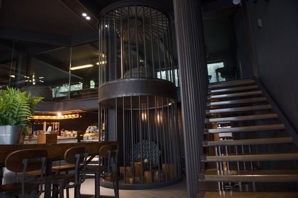 ▲曼谷監獄風旅館。(圖/Sook Station粉絲頁)