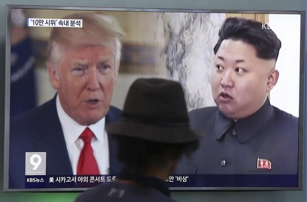 ▲▼關島面臨北韓的飛彈威脅。(圖/美聯社)
