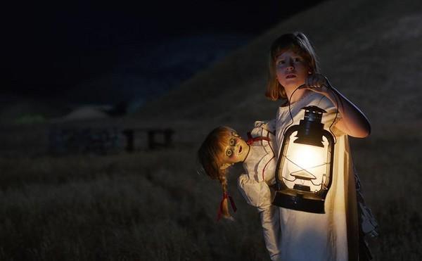 【影評】《安娜貝爾:造孽》 恐怖娃娃的前世今生