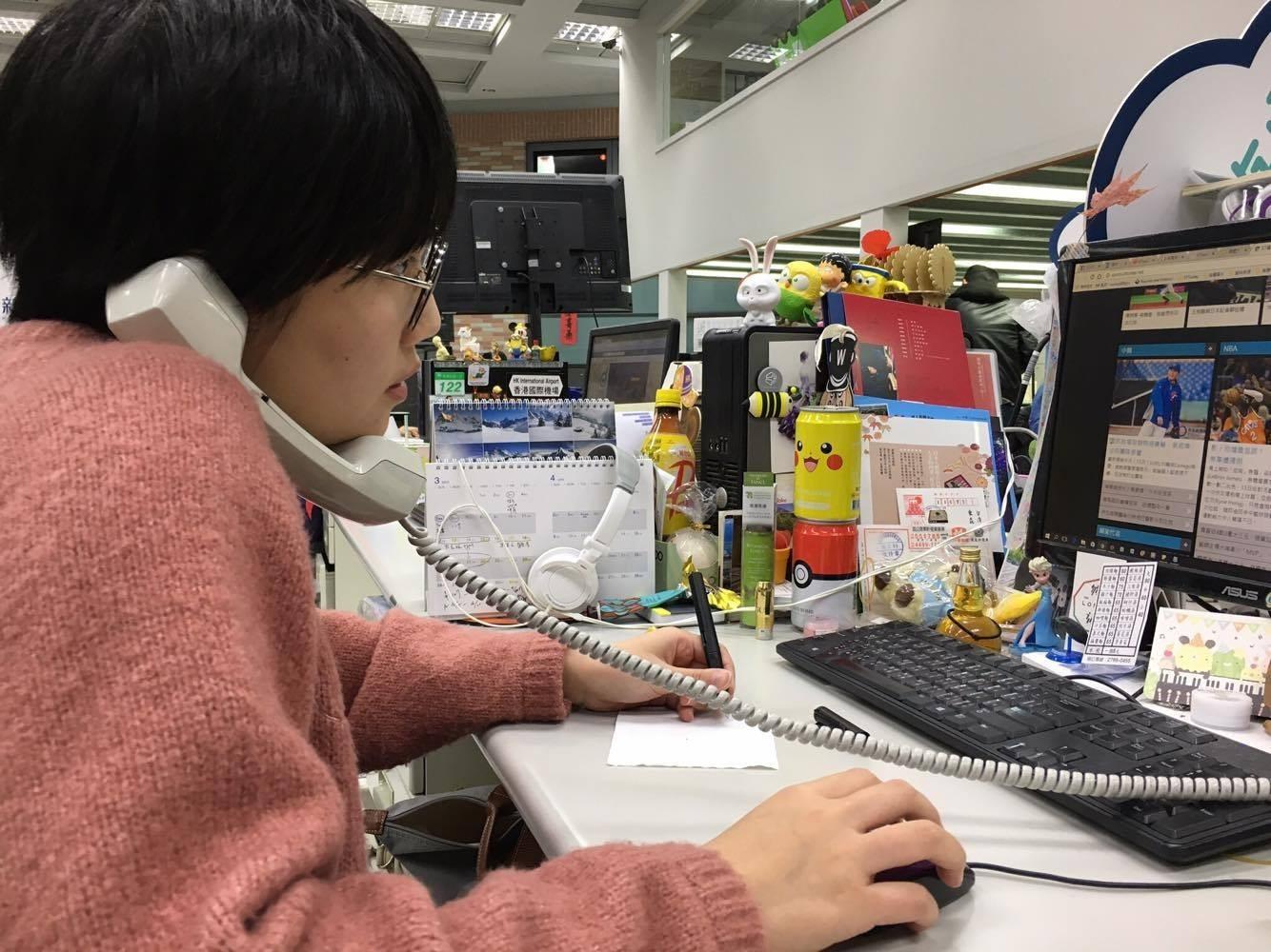 忙碌,上班族,工作。(示意圖/記者李佳蓉攝)
