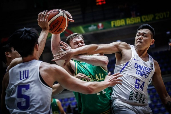 ▲亞洲盃中華隊吳岱豪。(圖/取自FIBA官網)