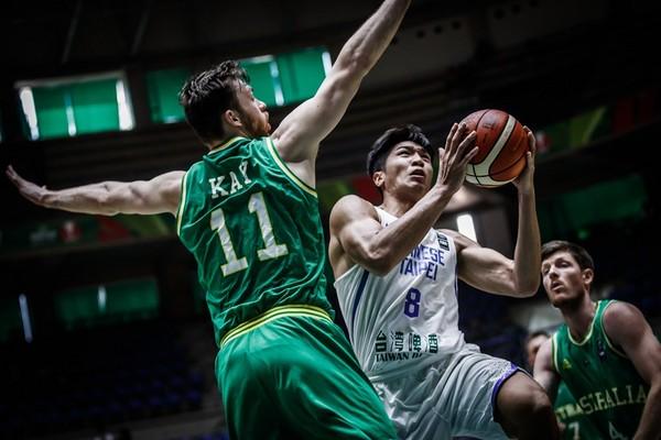 ▲亞洲盃中華隊周柏臣、林郅為。(圖/取自FIBA官網)