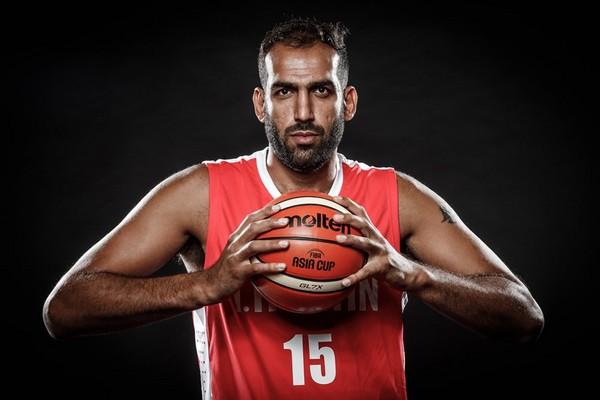 ▲亞洲盃伊朗哈達迪。(圖/取自FIBA官網)