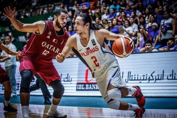 ▲亞洲盃菲律賓萊特、羅密歐,卡達薩德。(圖/取自FIBA官網)