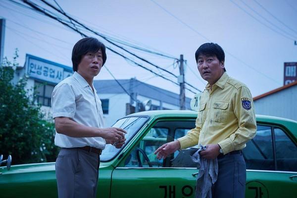 電影《我只是個計程車司機》將描述當時血腥鎮壓民主的光州事件。(車庫提供)