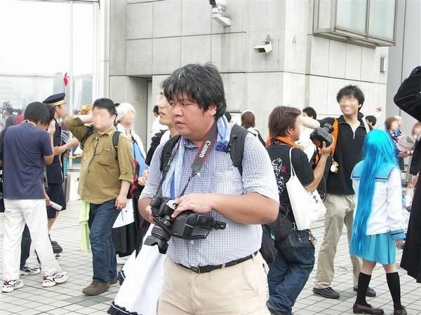 攝影師都是噁宅?這張「打臉照」告訴你:拿著相機≠專業(圖/翻攝自網路)