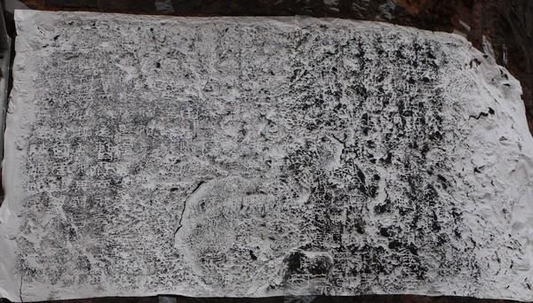 ▲《燕然山銘》摩崖石刻碑文解讀有了重大突破。(圖/翻攝自Baljinnyam Bayntsagaan youtube)