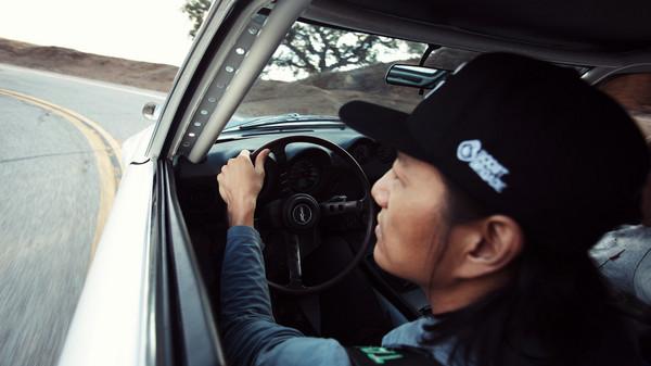 在現實生活依舊「玩命關頭」的韓哥 演員姜成鎬與他的愛駒FuguZ(圖/翻攝自Autoblog)