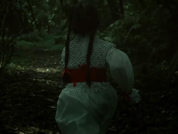 ▲▼《紅衣小女孩2》KUSO短片。(圖/威視提供)