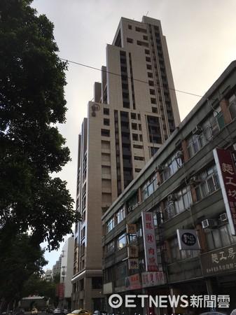 ▲▼位於台北市中正區中華路一段95巷的「皇翔紫鼎」豪宅案。(圖/台灣房屋提供)