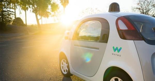 ▲Google自駕車快撞到人會「變軟」 降低車禍帶來的傷害(圖/Waymo)