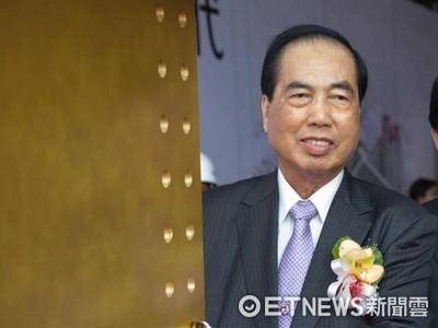 台南幫大老、太子建設董事長鄭高輝辭世 羅智先暫代董座