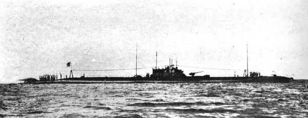 ▲▼日軍「伊58」潛水艇。(圖/維基百科/The Navy Association of Japan)