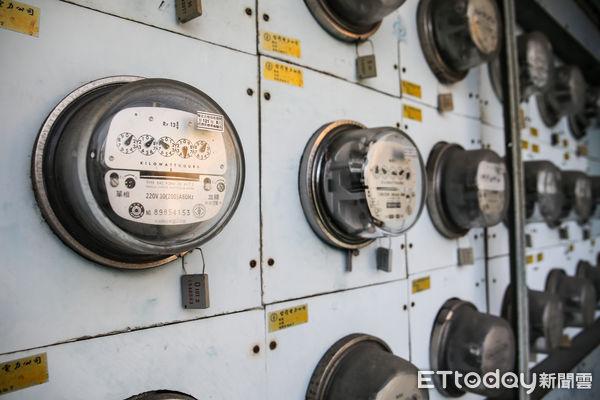 ▲▼電表,電力,台灣電力公司,停電,限電,用電。(圖/記者周宸亘攝)