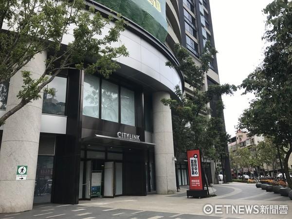 ▲▼潤泰京采一、二樓預計規劃成CITYLINK商場。(圖/記者陳佩儀攝)