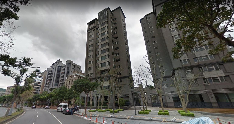 ▲▼大直豪宅「代官山」。(圖/翻攝自googlemap)
