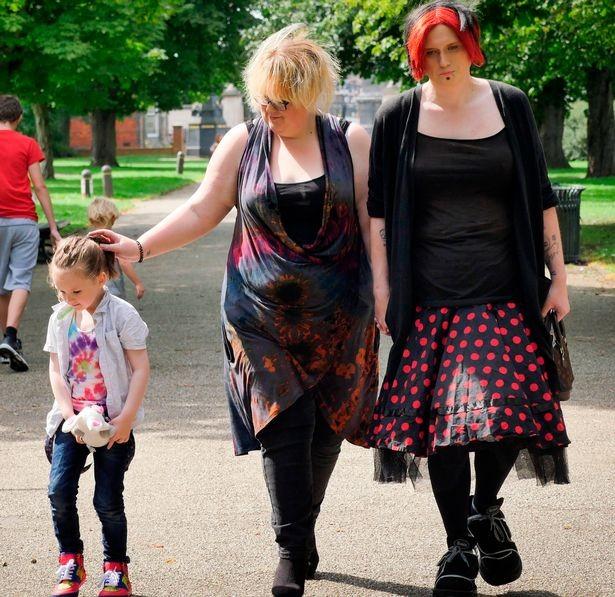 全家無固定性別!父母讓孩子決定性別 同志留言:我反對(圖/Mark Pinder)
