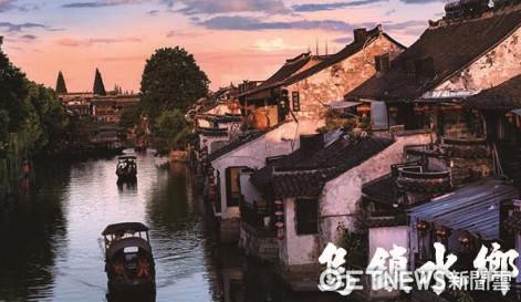 ▲江南旅遊景點    。(圖/翻攝自東森購物網)