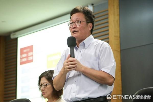 ▲▼中油董事長陳金德召開記者會解釋815大跳電原因。(圖/記者林世文攝)