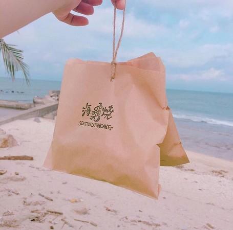 ▲小琉球 海龜燒 Sea turtle pancake。(圖/IG@susu._______提供,請勿任意翻攝以免侵權)