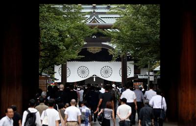 邀日皇參拜遭拒 靖國神社未來不邀了