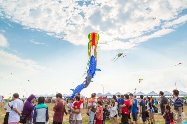 ▲2016新竹風箏節。(圖/翻攝自2016新竹風箏節粉絲專頁)