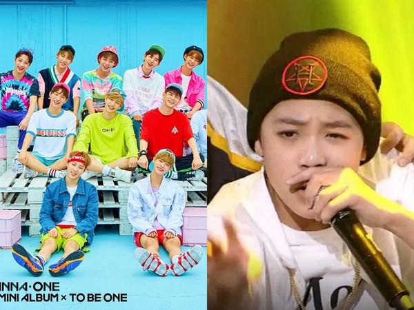 ▲Wanna One空降No.3 冠軍和賴冠霖同公司。(圖/翻攝自Wanna One臉書、Mnet)