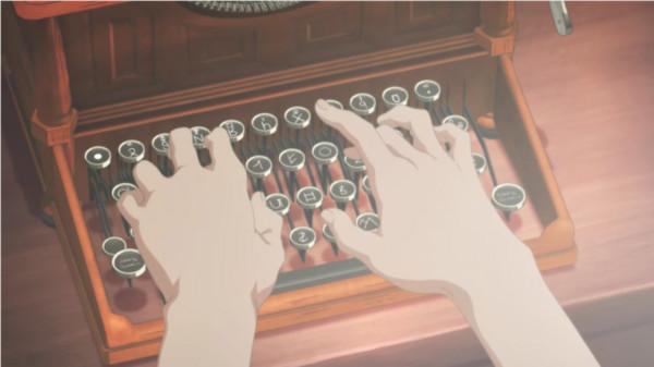 ▲《紫羅蘭永恆花園》公開第二波宣傳短片。(圖/翻攝自官網)