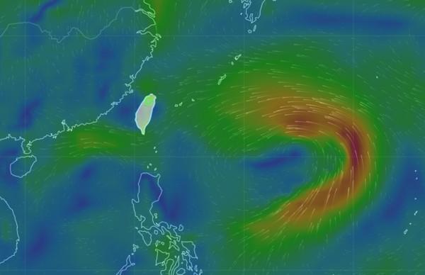 ▲▼終結37度熱獄!3天後菲律賓生「準颱風逼台」?下周將變天。(圖/中央氣象局)