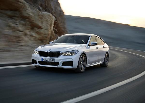 345萬元起,坐擁寶馬壯遊美學 BMW 6系列GT版在台預售開跑(圖/翻攝自BMW)