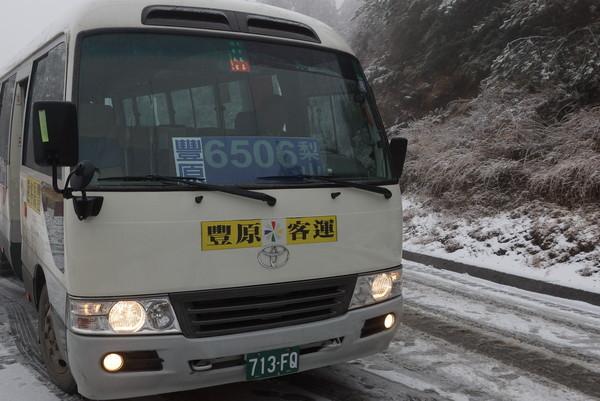 ▲豐原客運6506公車。(圖/豐原客運提供)