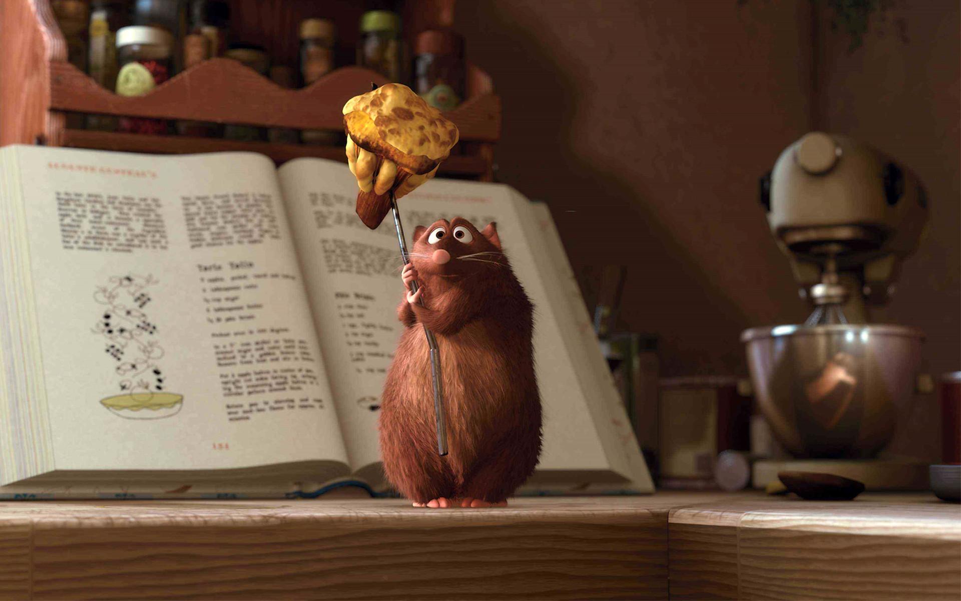 老鼠示意圖(圖/翻攝《料理鼠王》劇照)