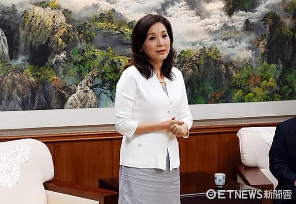 新光金總經理、新光人壽副董事長李紀珠。(圖/記者官仲凱攝)