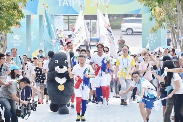 ▲世大運即將在19日正式開幕。(圖/台北市府提供)