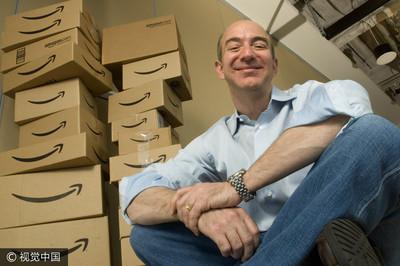 連股神也佩服! 巴菲特讚亞馬遜CEO是「當代最傑出的企業家」