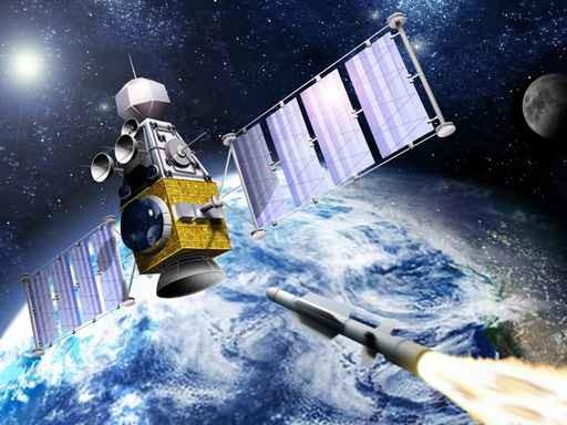▲▼日本防衛省設立專屬「太空部隊」,制衡中國反衛星武器。(圖/達志影像/美聯社)