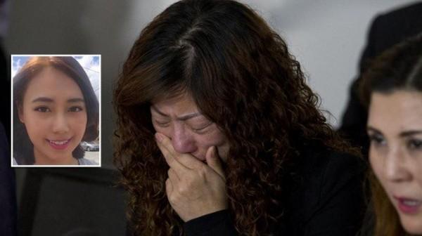 ▲▼ 成都女留學生被性侵殺害,澳洲姨丈一年後終於認罪。(圖/翻攝自推特/@yomyomf)