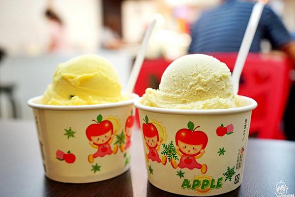 ▲後山手工冰淇淋。(圖/Mika提供)