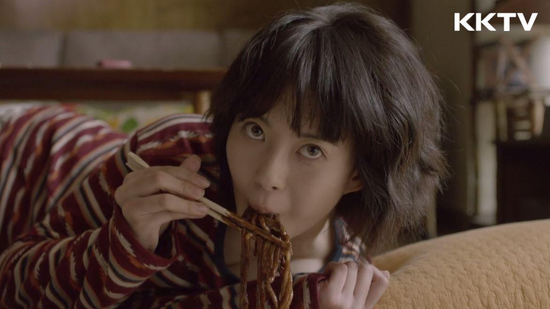 ▲《又是吳海英》、《看見味道的少女》、《請回答1994》、《一起吃飯吧》等劇中出現炸醬麵的畫面。(圖/KKTV提供)